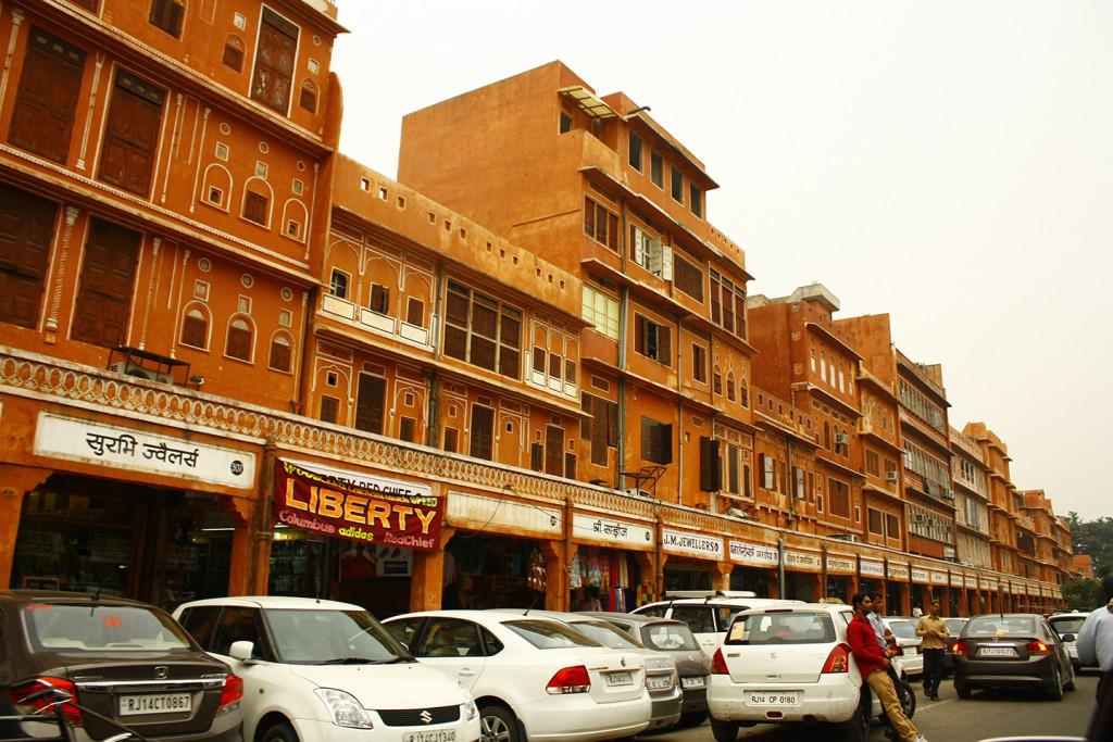 Johri Bazaar, Jaipur
