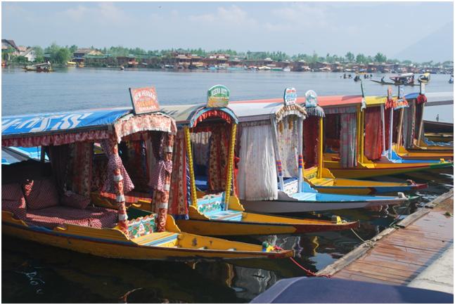 Lakes of Kashmir, Kashmir