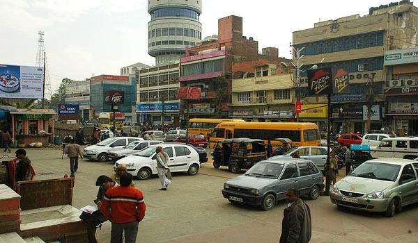 MI Road Market, Jaipur