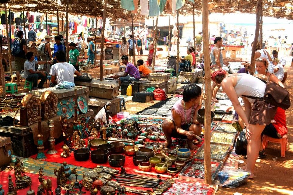 Margao Market Goa