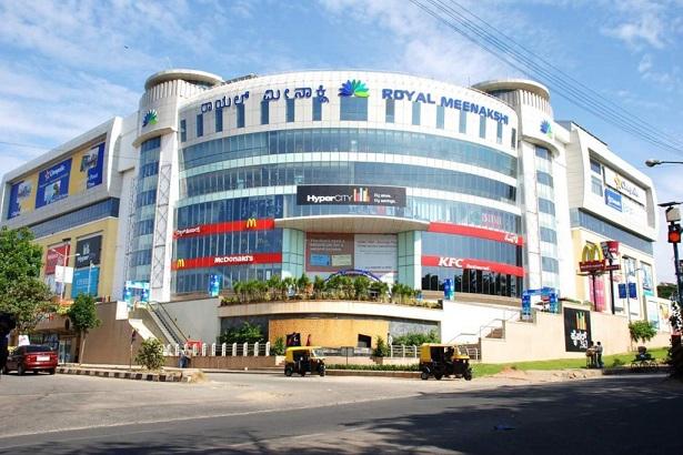 Meenakshi Mall, Bangalore