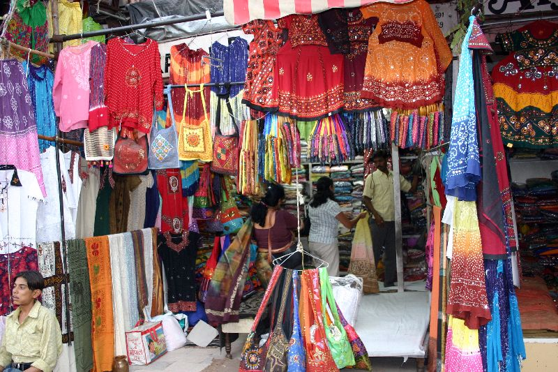 Nehru Bazaar, Jaipur