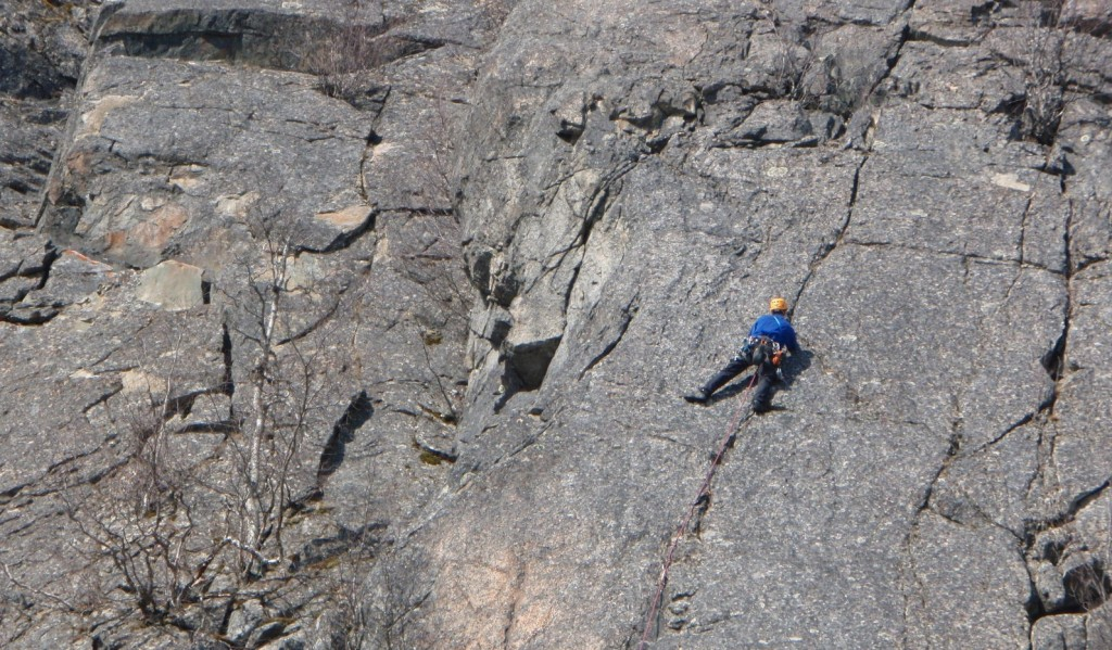 Rock Climbing in Pavagarh
