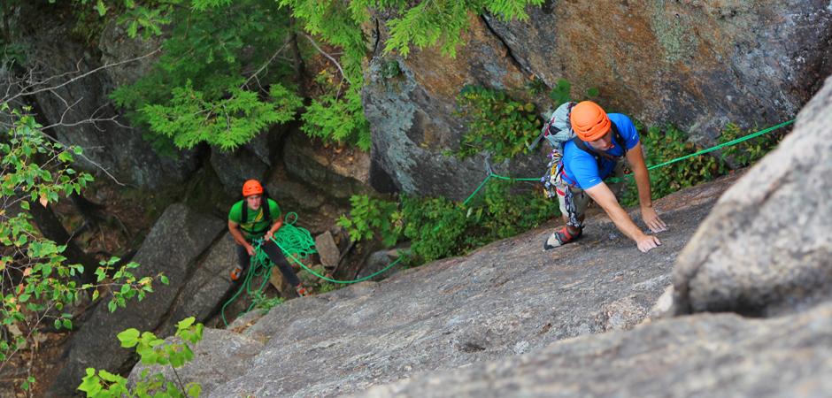 Rock Climbing in Susunia Hills