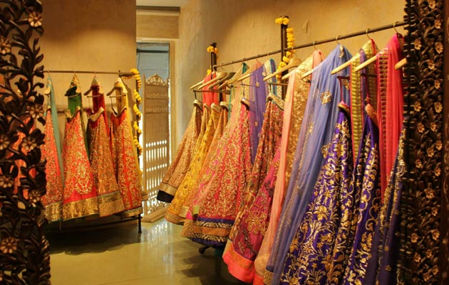 Best Designer Boutiques In Lucknow