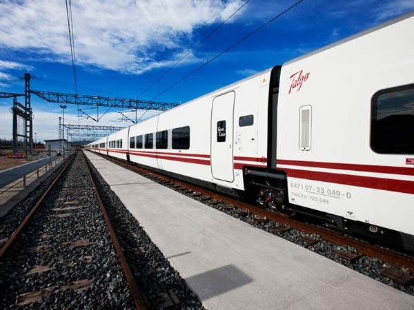 Talgo High Speed Trains in India
