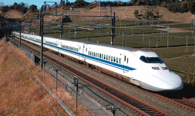 Talgo Train in India