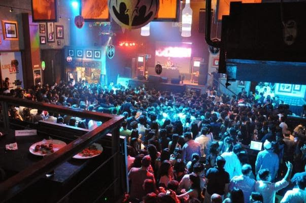 Top 10 Nightclubs in Mumbai to Party like Crazy
