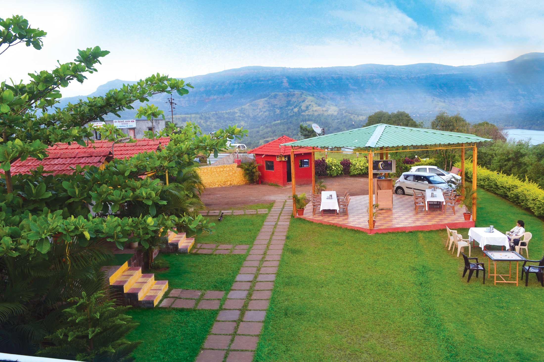 Top 10 Places Visit Near Pune Monsoon