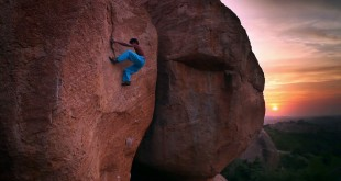 Top 5 Places in India for Rock Climbing