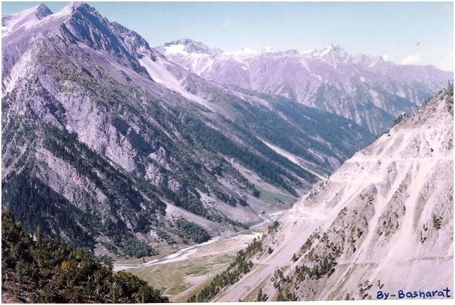 Valleys of Kashmir