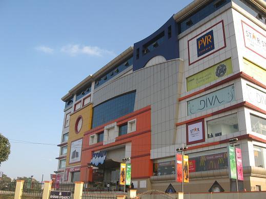 Ampa Skywalk Mall, Chennai
