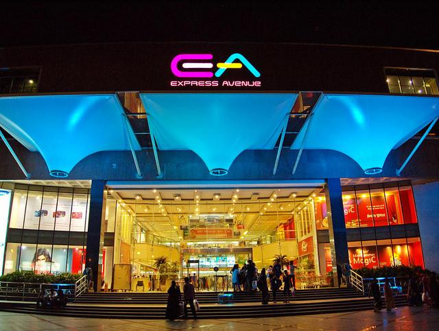 Express Avenue Mall, Chennai