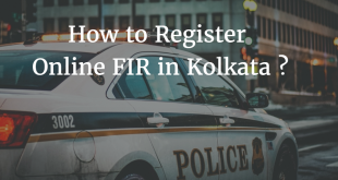 How to Register Online FIR in Kolkata