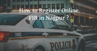 How to Register Online FIR in Nagpur