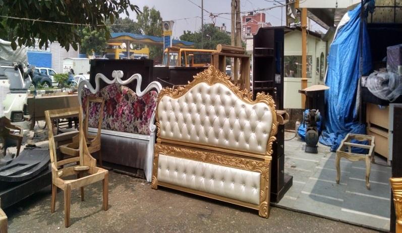 Karol Bagh Furniture Market Delhi
