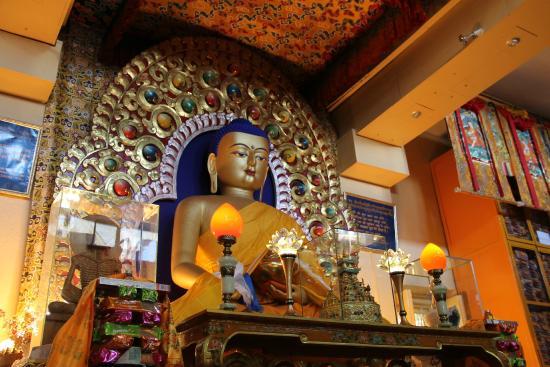 Namgyal Monastery, Dharamshala