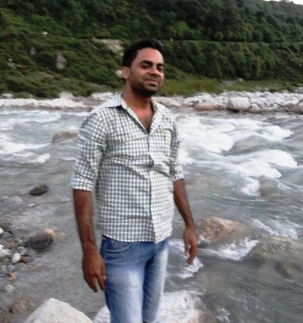 Palampur River