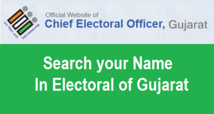 Search your Name in Voter ID or Electoral Roll of Gujarat