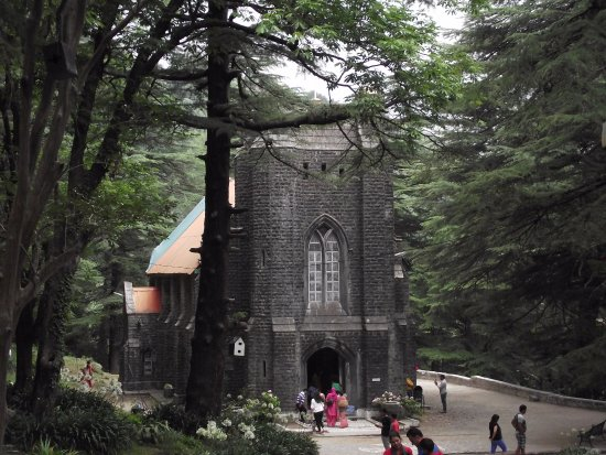 St John's Church Dharamshala