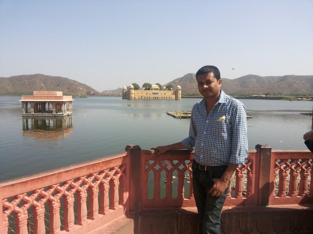 Trip to Jal Mahal, Jaipur