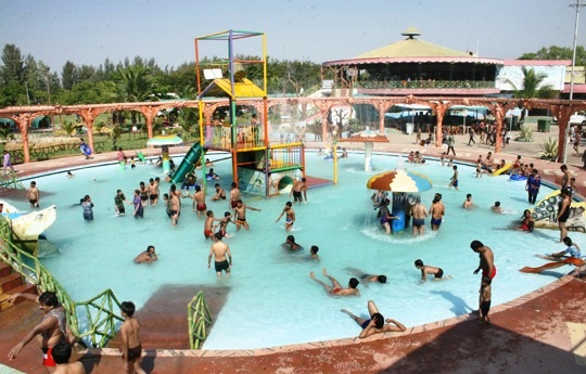 Water Fun Park, Surat