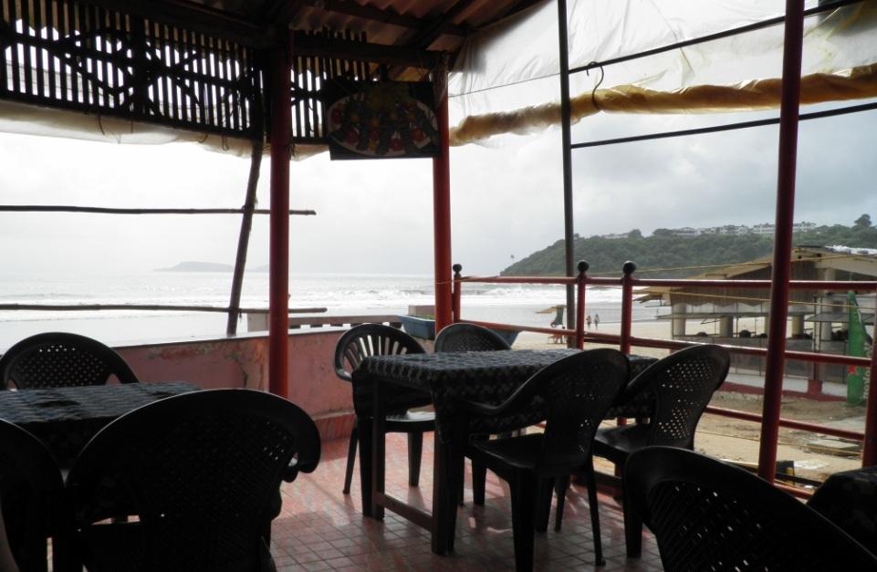Bogmallo Beach Corner Restaurant