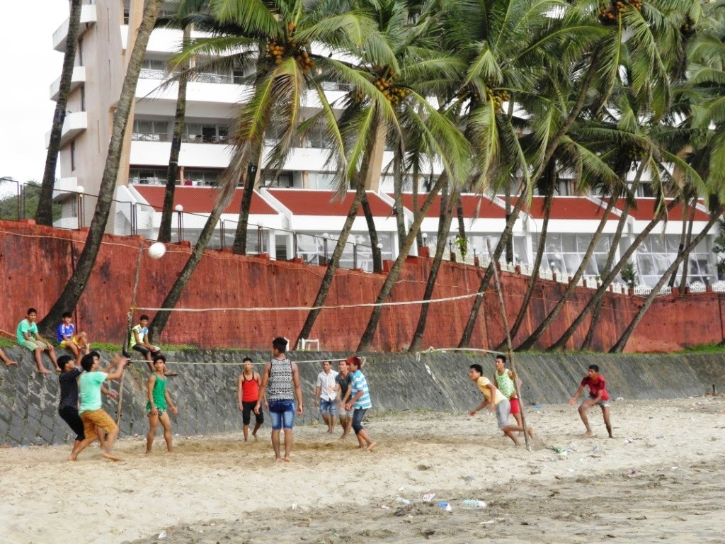 Bogmallo Beach Goa