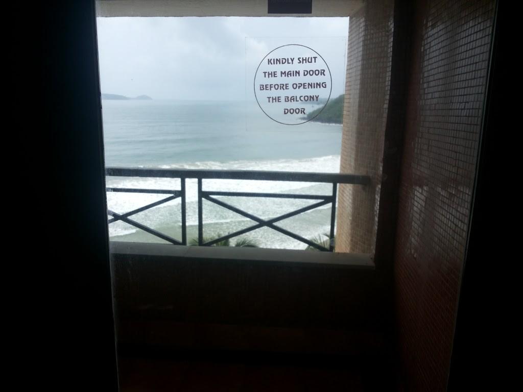 Bogmallo Beach Resort Balcony
