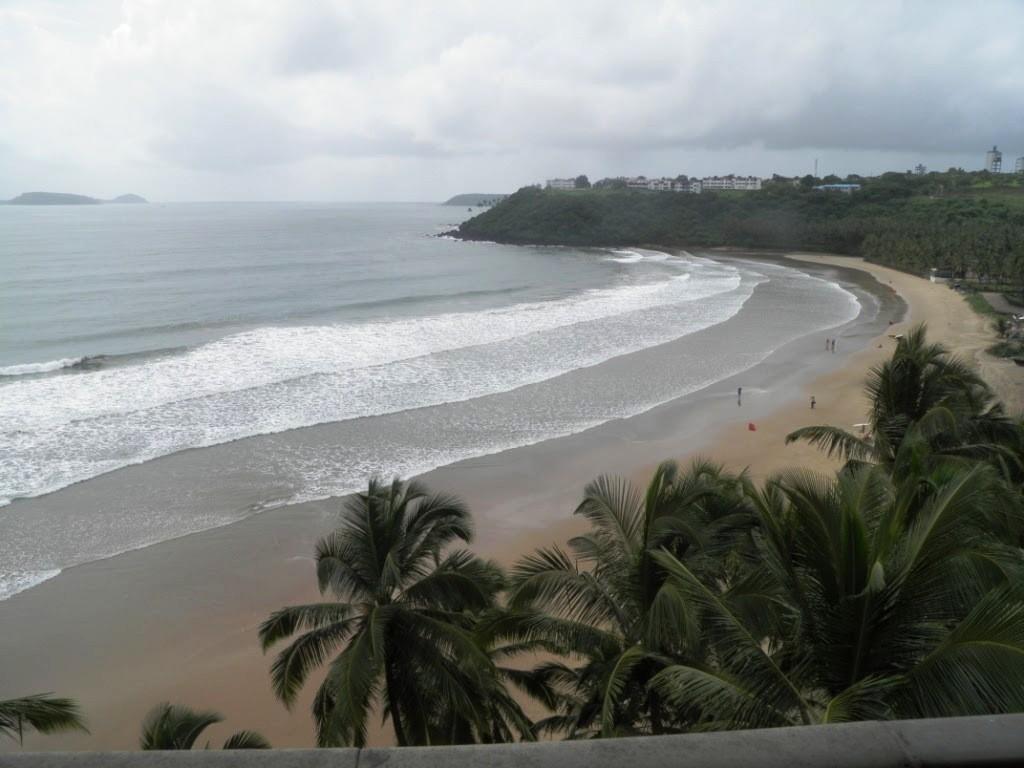 Bogmallo Beach Resort balcony View