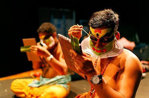 Costume of Kathakali
