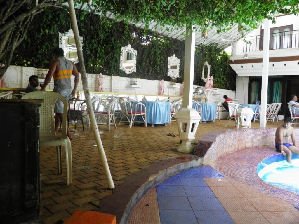 Estrela Do Mar Goa Pool Side Restaurant