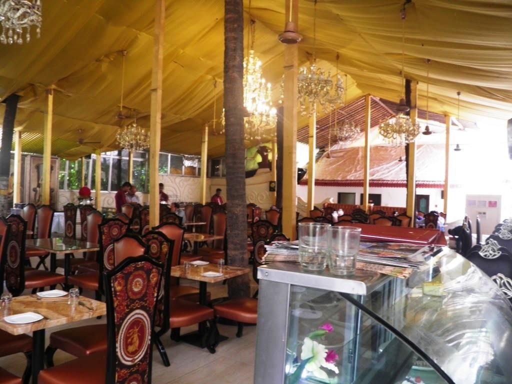 Estela Do Mar Goa Restaurant