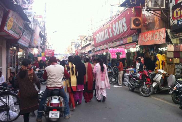 Guru Bazaar, Amritsar