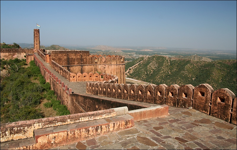 Jaigarh Fort Inside