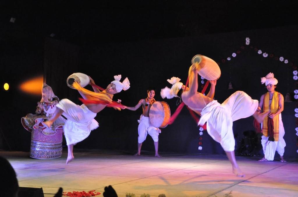 Manipuri Dance Music