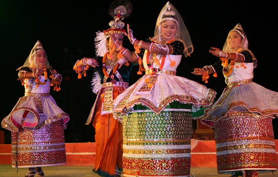 Manipuri : The Classical Dance of Manipur
