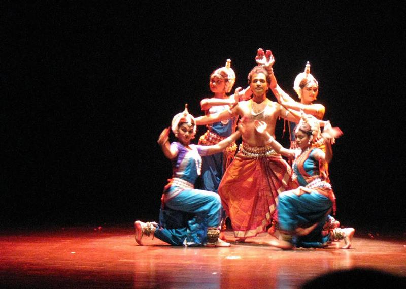 Odissi Dance Form