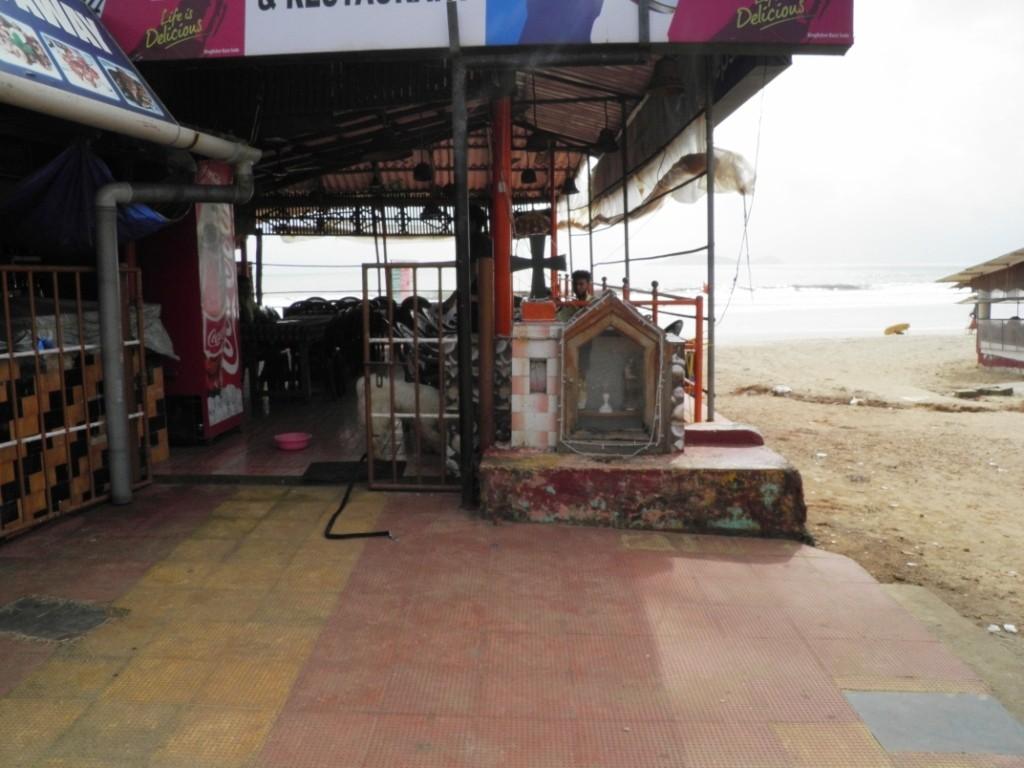 Bogmallo Beach Restaurant