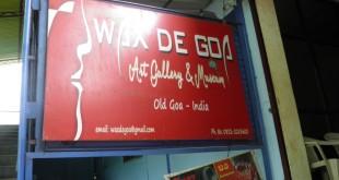 Wax De Goa Museum, Old Goa