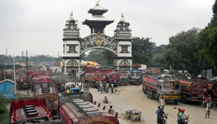 Bihar India Nepal Border
