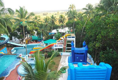 Blue Whale Water Park, Goa