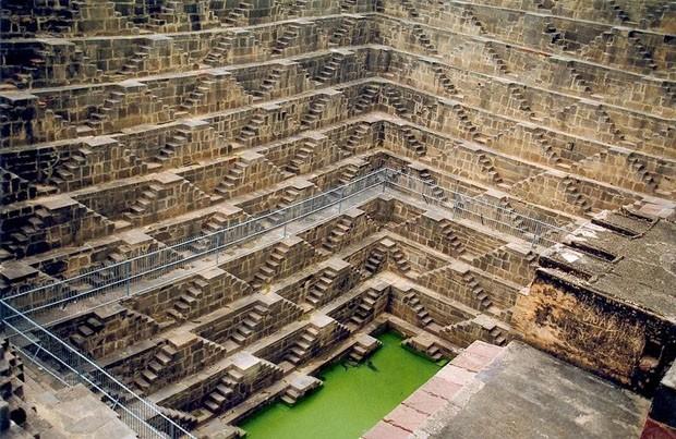 Chand Baori, Abhaneri, Rajasthan