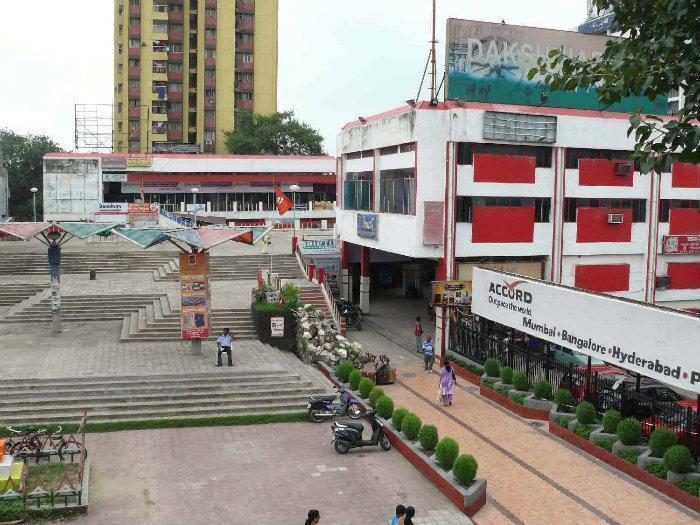 Dakshinapan Shopping Center, Kolkata