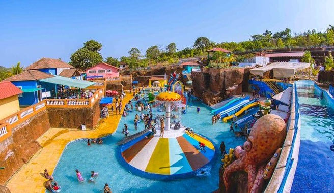 Froggyland the Water World, Goa