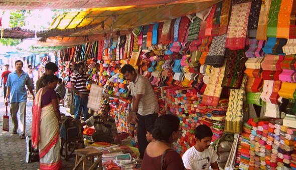 Gariaghat Market, Kolkata