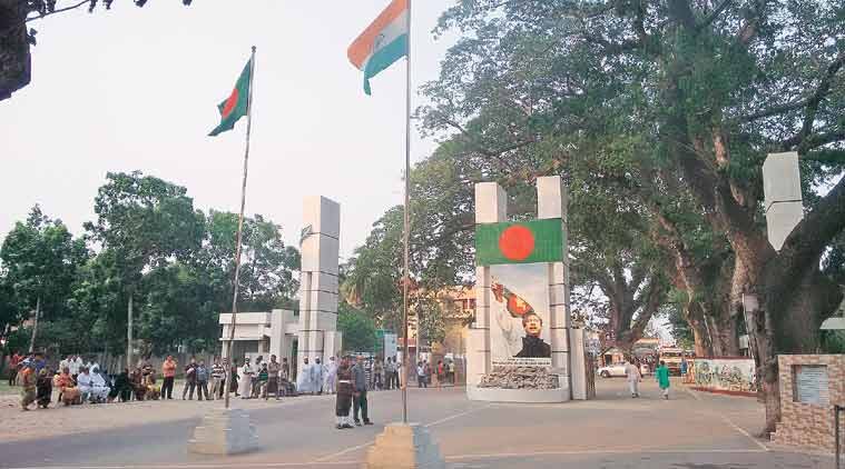 India Bangladesh West Bengal Border