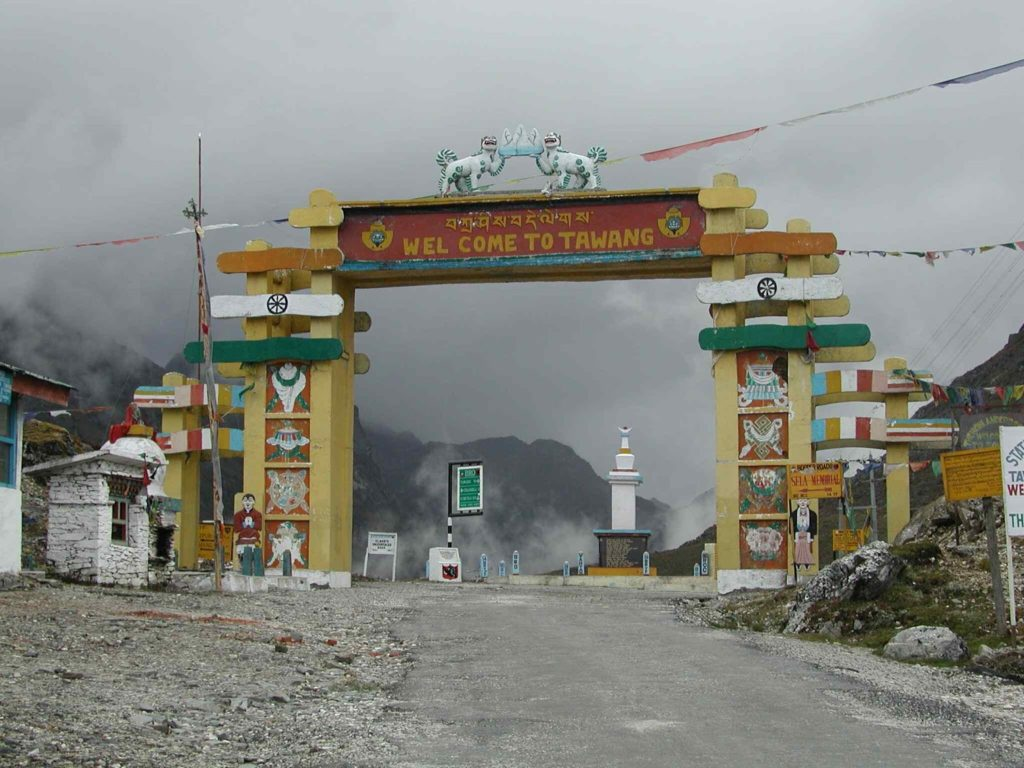 India Bhutan Arunachal Border