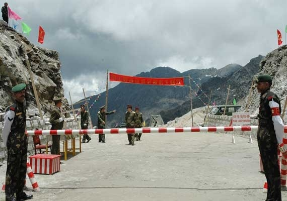 India China Uttarakhand Border