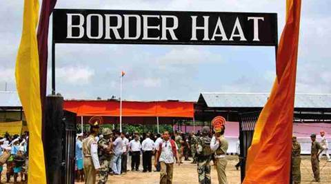 India Bangladesh Kalaichar Border